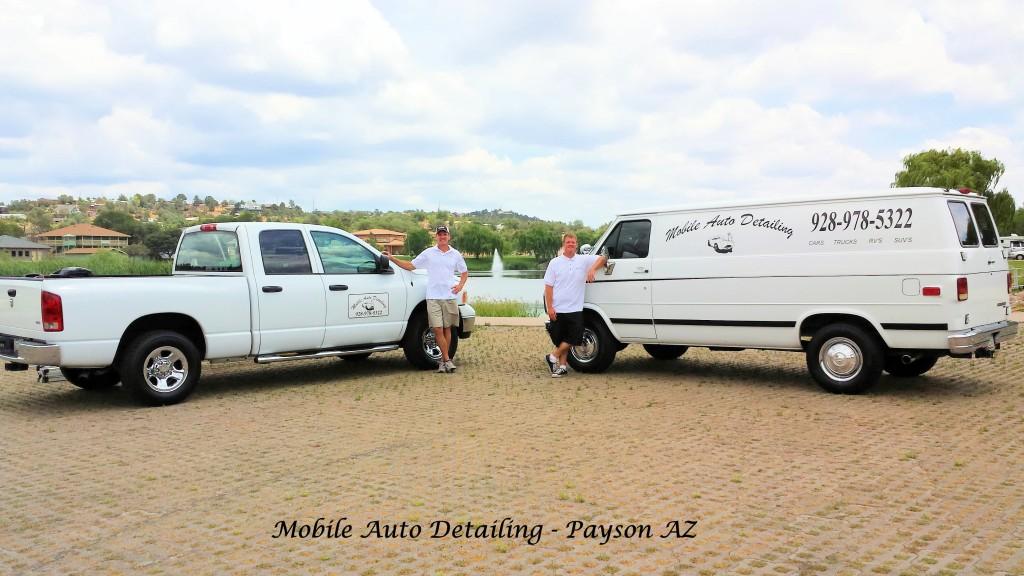 Mobile Auto Detailing - Payson AZ