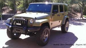 Mobile Auto Detailing Payson AZ