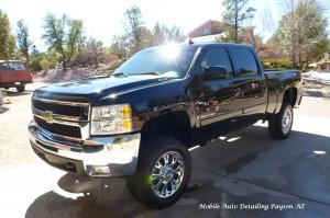 Silverado Truck Detail - Mobile Auto Detailing
