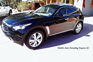 Mobile Auto Detailing Payson 85541